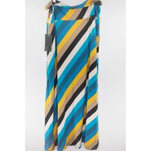 NEW JULES & LEOPOLD Anthro Maxi Skirt Size Large
